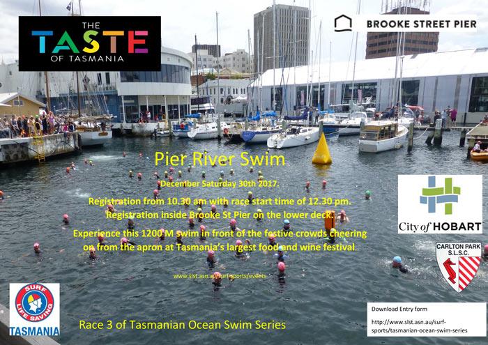 Tasmanian Ocean Swim Series
