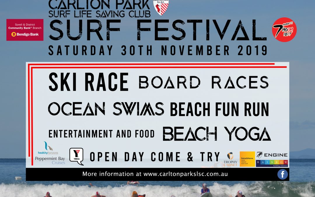 Bendigo Bank 7HOFM Carlton Park Surf Festival