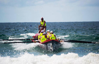 Introduction of Navy Surf Boat Series (2009/10)