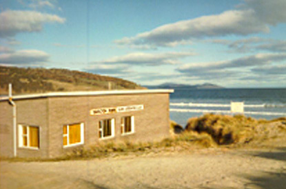 The April 20 amalgamation of Hobart Carlton and Park Beach SLSC's gives rise to Carlton Park SLSC.